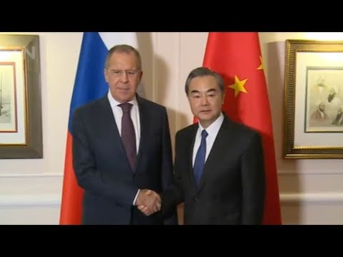 China, Russia working closely in various areas