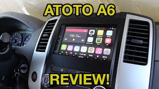 Are Android Head Units any Good? Atoto A6 Review - Самые