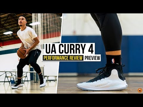 Under Armour Curry 4 – Performance Review