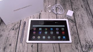 Huawei MediaPad M5 10 (Pro) - Android Tablet With Smart Stylus