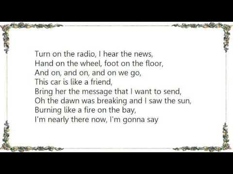 Chris de Burgh - One Word Straight to the Heart Lyrics