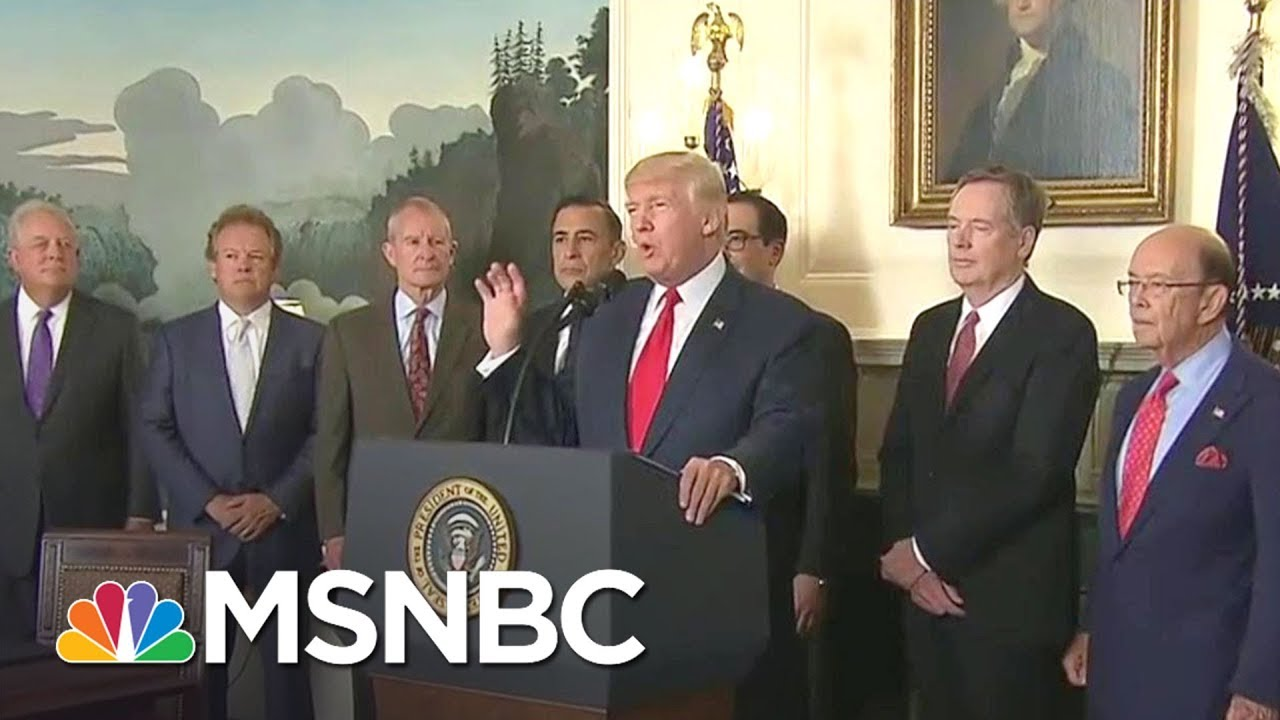 Russia Investigation Now Reaching Into The White House | All In | MSNBC thumbnail