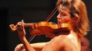 Korngold Violin Concerto -II- Romance, Andante - Anne-Sophie Mutter