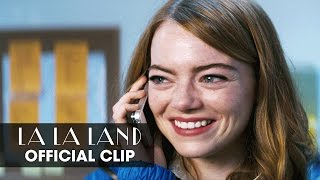 "La La Land 2016 Movie Official Clip – ""Thanks For Coming"""