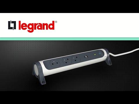Rallonge multiprise Legrand : des multiprises pour chaque besoin !