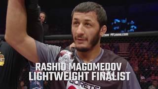 PFL 2018 Highlight Reel: Rashid Magomedov