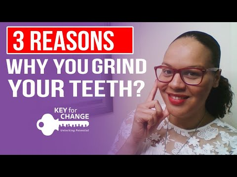 Do you grind or clench your teeth
