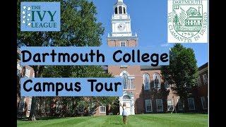 Dartmouth College Campus Tour