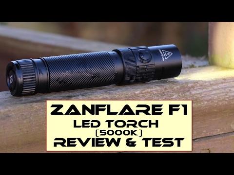 ÚJ! Zanflare F1 1240 lumen XP-L V6 lámpa - 7200 Ft - (meghosszabbítva: 2815476392) - Vatera.hu Kép