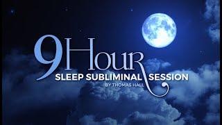 Say No To Junk Food Addiction - (9 Hour) Sleep Subliminal Session - By Thomas Hall
