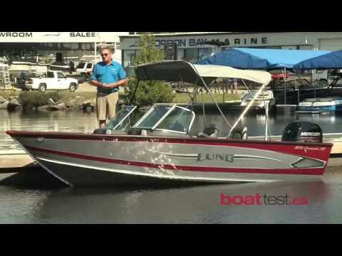 2016 Lund 1875 Crossover – Boat Test