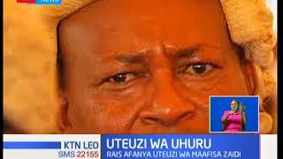 Wataueliwa zaidi kwenye serikali ya Rais Uhuru Kenyatta huku Noordin Hajji akichaguliwa mkurugenzi