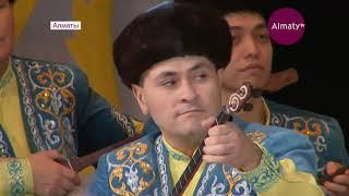 Праздничные мероприятия к Дню Независимости проходят во всех районах Алматы (14.12.17)