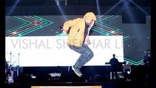Vishal & Shekhar Live Performance at Education City Kota   KOCA   Vishal Shekhar Party Songs