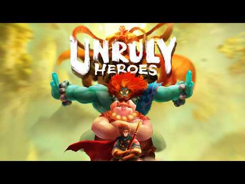 Unruly Heroes -  Meet Ki Hong [XboxOne | Nintendo Switch | PS4 | PC] thumbnail