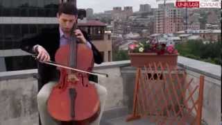 Narek Hakhnazaryan plays Ligeti Cello sonata (Dialogo)