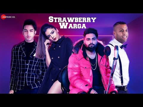 Strawberry Warga - Official Music Video | Navv Inder & Swati Sharma | Srishty Rode, Rohit, DJ Pancho