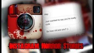 3 Disturbing True Instagram Horror Stories