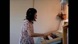 ひよっこ米子さおりのテーマサントラ耳コピ⑤弾き語り