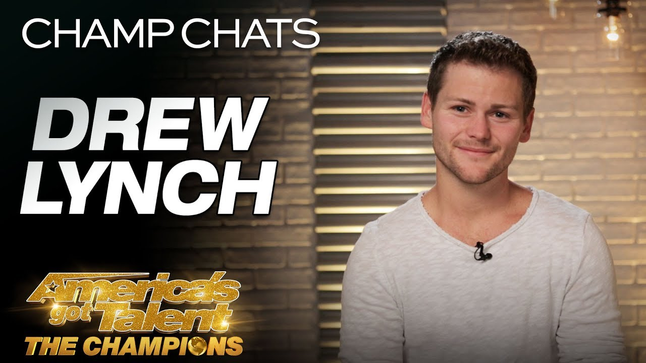 Comedian Drew Lynch Defines What It Means To Be A Champion - America's Got Talent: The Champions thumbnail