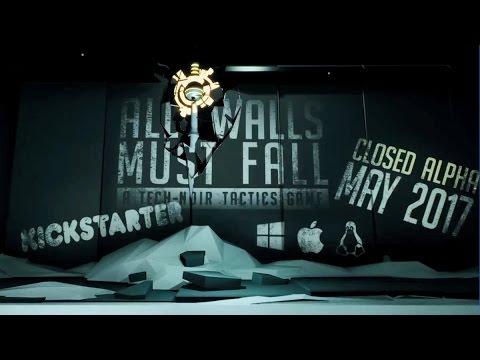 All Walls Must Fall - Kickstarter Trailer thumbnail