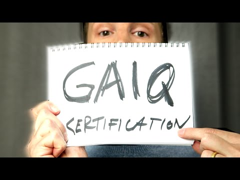 GAIQ Unprepared - Expert on Google Analytics Certification Exam ...