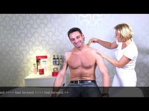 Die Hilfe bei der Haarausfall