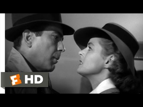 Here's Looking At You, Kid - Casablanca (5/6) Movie CLIP (1942) HD