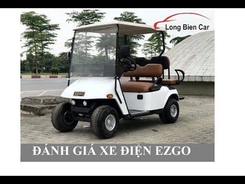 Đánh giá xe điện E-Z-GO