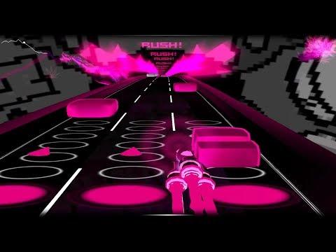 Audiosurf - Vangelis - Rachel's Song (Dark Sector Remix)