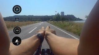 1.9Km Yüzme+90km Bisiklet+21.1km Koşu'dan Oluşan Gelibolu Triatlonu'nu Hem Koştum, Hem çektim.