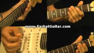 Heart Shaped Box Nirvana Guitar Cover www.FarhatGuitar.com