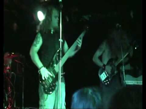 "INFESTATION ""Curse of Creation"" - live"