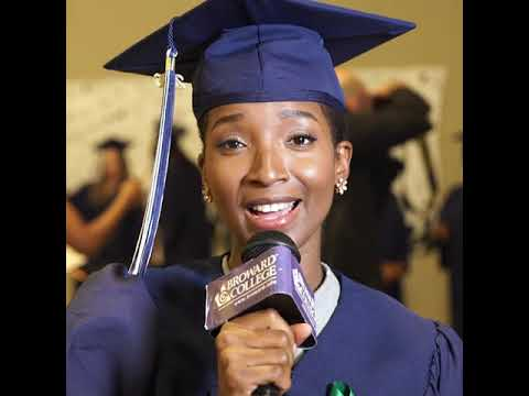 Broward College Fall 2017 graduation promo
