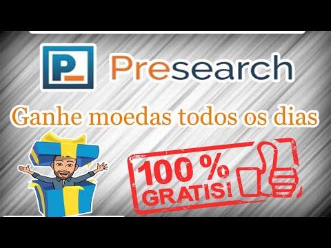 🔴JÁ LISTADA🔴 Ganhe muitas moedas todos os dias com a Presearch !