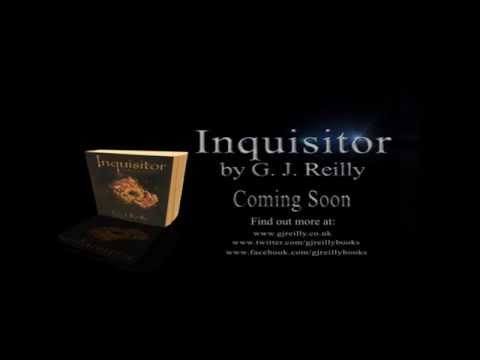 The Inquisitor Book Trailer