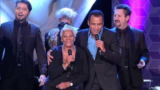 We Are The World | Dionne Warwick ft. Jon Secada | La Musa Awards 2015