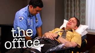 Dwight Gets Appendicitis  - The Office US