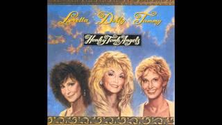 Dolly Parton, Loretta Lynn & Tammy Wynette - It Wasn't God Who Made Honky Tonk Angels