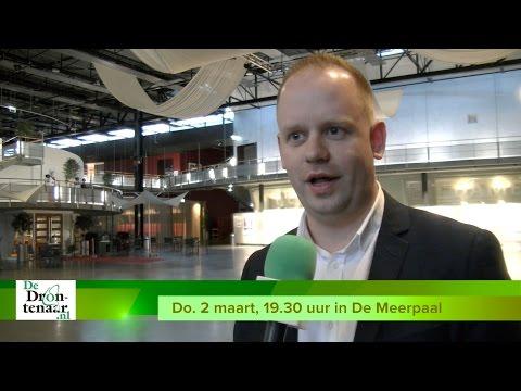 VIDEO | Inwoners kunnen stemmen over onderwerpen Politiek Café Dronten