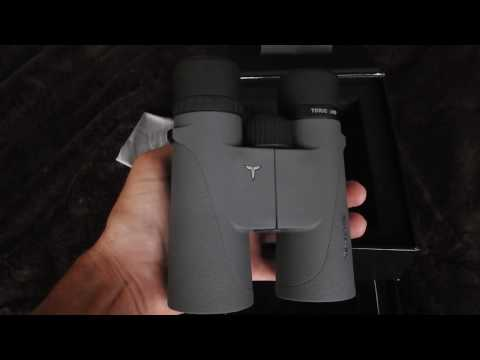 Tract Toric 8×42 Binocular First Look Review / Unboxing