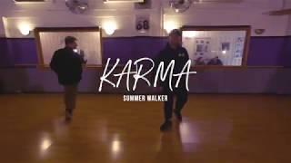 Karma   Summer Walker | Dance Class Video