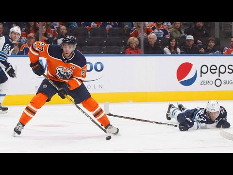 Oilers have fastest player on planet, but still have speed issues