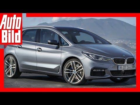 BMW 2er Active Tourer (2021) - Familien-Van kommt neu Vorschau/Details