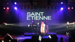 Murcia Live 18/11/2012 Saint Etienne - Lose That Girl.