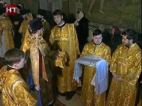 Рождественское Богослужение из Софийского собора 7 января 2016