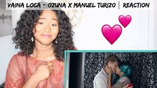 Vaina Loca - Ozuna X Manuel Turizo         Reaction