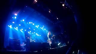 D-A-D Down that dusty 3rd world road 22.10.2015 Circus Helsinki HD frontrow