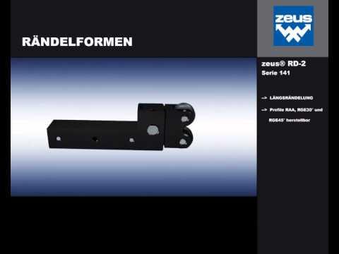 zeus Rändelformwerkzeug 141-20M200806-A
