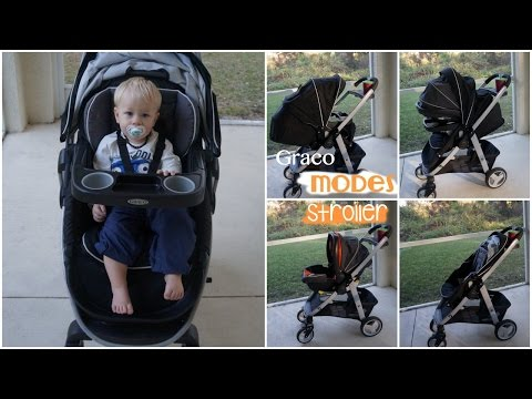 Graco Modes Stroller | How To Use & Review